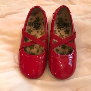 Red Livie & Luca girls shoes